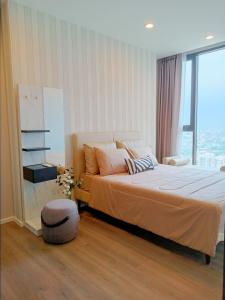 For RentCondoOnnut, Udomsuk : For rent only 14000 ฿ new room new room Wisdom Essence