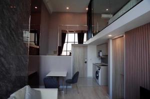 เช่าคอนโดสาทร นราธิวาส : คอนโดให้เช่า  Knightsbridge prime sathorn  BA21_07_084_02 ห้องสวย เครื่องใช้ไฟฟ้าครบ ราคา 29,999 บาท