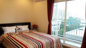 For RentCondoRatchadapisek, Huaikwang, Suttisan : Condo for rent Supalai Wellington2 BA21_07_085_02 beautiful room, fully furnished, price 14,999 baht.