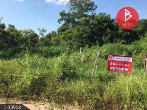 For SaleLandBueng Kan : Urgent sale, vacant land, area 44.3 square wa, Wisit Bueng Kan.