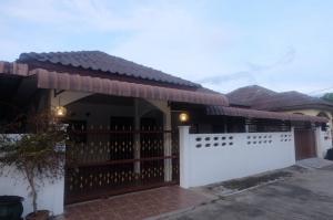 For SaleHouseKanchanaburi : Beautiful single house, newly renovated, ready to move in.