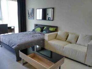 For RentCondoSukhumvit, Asoke, Thonglor : 🌟Rhythm Sukhumvit 36 - 38 for rent Studio room 1 bathroom 24.5 sq.m. price 13,000THB/month Fully furnished, Ready move in near BTS Thonglor🌟