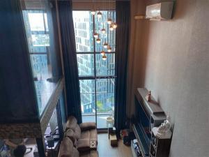 ขายคอนโดพระราม 9 เพชรบุรีตัดใหม่ RCA : ขายคอนโด Ideo New rama 9 2 Bed duplex แต่งครบ ชั้นสูง ราคาดีงาม