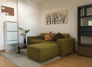 For RentCondoThaphra, Wutthakat : Condo for rent Life Tha Phra, near BTS Talat Phlu, big room