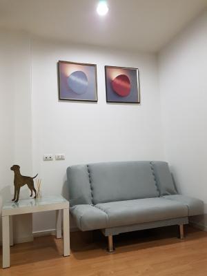 เช่าคอนโดอ่อนนุช อุดมสุข : ห้องสวย ตกแต่งใหม่ พร้อมเครื่องซักผ้า คลิกดูรูปได้เลย