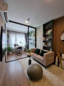 For SaleCondoBang kae, Phetkasem : New Lay out 38 Sqm. 1 Bedroom Plus Start price 2.63 Mb.