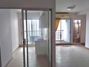 เช่าคอนโดท่าพระ ตลาดพลู วุฒากาศ : For Rent City Home Tha - Phra (61.5 sqm.)