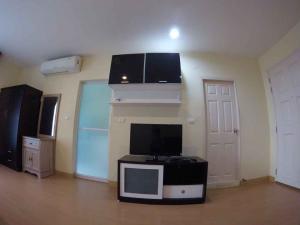 For RentCondoThaphra, Wutthakat : Room for rent at  Life Thaphra Condominium 35 Sqm.