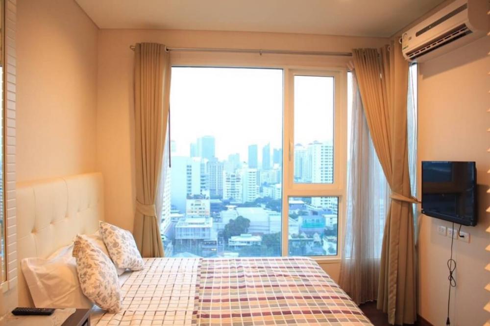 For RentCondoSukhumvit, Asoke, Thonglor : For rent Ivy Thonglor Type 1 BR. 1 B.A. Floor 19th. 43 Sqm.