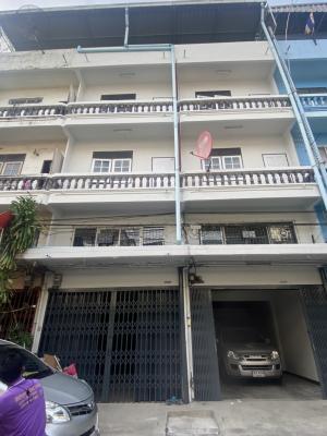 For RentShophouseRama 2, Bang Khun Thian : Two commercial buildings, area over 1,000 sq.m., Dao Khanong, Rama II, Soi O-Ae