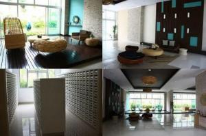 For SaleCondoKasetsart, Ratchayothin : Condo for sale, Supalai Park, Kaset Intersection, Studio room, good location, near BTS Kasetsart Station (S2271)