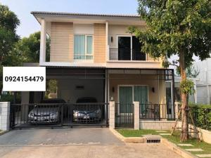 For SaleHouseNawamin, Ramindra : HP-6360038 Single House For Sale The City Phaholyothin-Saimai. house facing south