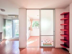 For SaleCondoBang kae, Phetkasem : W0558 For Sale, Lumpini Condo Town Bangkhae, 1 bedroom 1 bathroom Size 26 sq.m. 1st floor, Building B, Tree view.