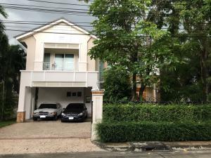 For RentHouseRama9, RCA, Petchaburi : HP-6360039 2 storey detached house for rent, Perfect Village, Masterpiece, ARL Huamark.