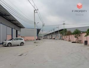 For RentWarehouseMahachai Samut Sakhon : Warehouse for rent, area size 1,000-70,000 sq.m., Bang Pla, Samut Sakhon.