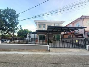 For SaleHouseBangbuathong, Sainoi : house for sale Chaiyapruek Village Wat Lat Pla Duk Road, Bang Bua Thong, Nonthaburi