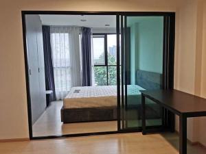 เช่าคอนโดพระราม 9 เพชรบุรีตัดใหม่ : ให้เช่า Rise Rama 9 ห้องพร้อมอยู่ วิวโล่ง
