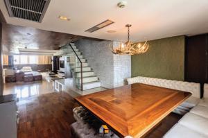 เช่าคอนโดอ่อนนุช อุดมสุข : คอนโดหรู Instyle Icon by G Living 3 ห้องนอน Duplex ใจกลางทองหล่อ
