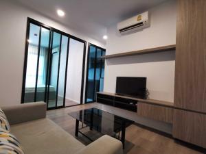 เช่าคอนโดบางนา แบริ่ง : คอนโดให้เช่า Notting Hill Sukhumvit 105 BA21_06_011_05 ห้องสวย เครื่องใช้ไฟฟ้าครบ ราคา 8,499 บาท