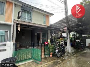 For SaleTownhouseSamrong, Samut Prakan : Townhouse for sale Pruksa 114/2 Thepharak-Mueang Mai Samut Prakan.