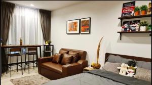 เช่าคอนโดวิทยุ ชิดลม หลังสวน : ✨วิวสุดยอด ตกแต่งสวยมาก!! Life One Wireless ให้เช่าห้องสตูดิโอ 1 ห้องน้ำ 28.29 ตร.ม. ชั้น 19 ราคา 14,900 บาท/เดือน พร้อมอยู่ใกล้BTS เพลินจิตเดินทางสะดวก✨
