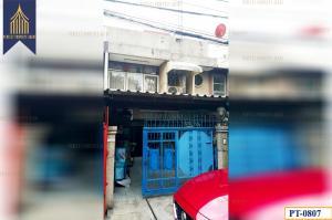 For SaleTownhouseSathorn, Narathiwat : Townhouse next to Worarat Sathorn Shopping Center