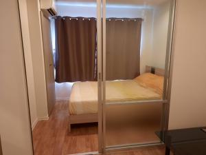 For RentCondoSamrong, Samut Prakan : 🔥 Lumpini Mixx Thepharak Srinakarin A3, 5th floor, beautiful room, ready to move in, 5700 / m. Urgent before falling out 🔥🔥