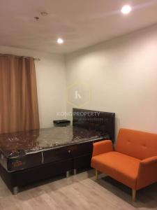 เช่าคอนโดปิ่นเกล้า จรัญสนิทวงศ์ : ให้เช่าคอนโด ไอดีโอ โมบิ จรัญ-อินเตอร์เชนจ์ (IDEO MOBI CHARAN-INTERCHANGE) ห้องสตูดิโอ Condo for rent, Ideo MOBI Charan-Interchange , studio room