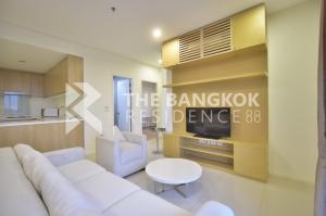 For RentCondoRama9, RCA, Petchaburi : Villa Asoke for rent, very cheap, 35,000 baht per month, 86Sqm, 2 bedrooms, 2 bathrooms, contact 083-882-4256 Big.