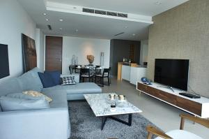 For RentCondoWongwianyai, Charoennakor : ADASH-031 The River condominium for rent 2 Bedrooms Hight Floor