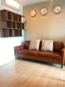 For RentCondoRamkhamhaeng, Hua Mak : Condo for rent, The Base Rama 9, BA21_07_098_02, furniture, electrical appliances, price 9,999 baht.