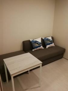 For RentCondoSamrong, Samut Prakan : Condo for rent, Aspire Erawan (Aspire Erawan), beautiful room, fully furnished.