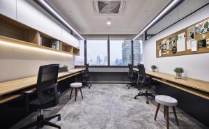 เช่าสำนักงานสาทร นราธิวาส : Office ให้เช่า ติด BTS ช่องนนทรี เพียง 10 เมตรเท่านั้น!!! มีหลายขนาดหลายราคา