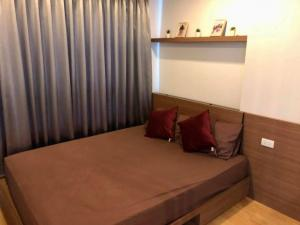 For RentCondoPattanakan, Srinakarin : Beautiful room for rent at Lumpini Place Srinakarin-Huamark.