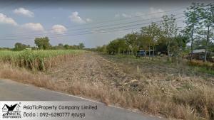 ขายที่ดินสระแก้ว : ขายที่ดินติดถนน 5ไร่เศษ ห่างจากเขตเศรษฐกิจพิเศษ เพียง 3 กม.