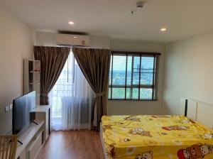 For RentCondoPattanakan, Srinakarin : Condo for rent, Lumpini Ville Phatthanakan Srinakarin, new room has never been Tel.088-818-1859