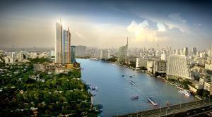 ขายคอนโดวงเวียนใหญ่ เจริญนคร : 🔥 Last Unit 🔥The Residences at Mandarin Oriental Bangkok  Pls. Contact Miss Noon Call 064 554 2655