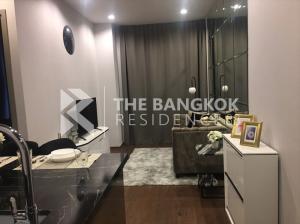 For RentCondoAri,Anusaowaree : 🔥 Urgent rent, Ideo Q Victory, high floor, only 30K/month, size 2 bedrooms, 1 bathroom, 44 sq.m., call 0996414536 Ploy **