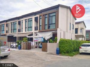 For SaleTownhouseChengwatana, Muangthong : Townhouse for sale in My Place Chaengwattana-Tiwanon, Nonthaburi.