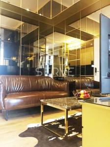 เช่าคอนโดสุขุมวิท อโศก ทองหล่อ : สตูดิโอบิ้วสวยจัดเต็ม สไตล์ Modern Luxury นอนดูดาวชั้นสูงวิวสวยๆ ที่คอนโด Park 24 or Park Origin Phrom Phong ใกล้ BTS พร้อมพงษ์  พร้อมให้เช่า