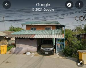 For SaleHouseAyutthaya : 2 houses for sale with land 49 sq.wa., Ayutthaya-Bang Pa-in Road. Bang Pa-in District Ayutthaya