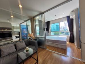 เช่าคอนโดพระราม 9 เพชรบุรีตัดใหม่ : Lumpini Park Rama 9 ✩ Built-in ทั้งห้อง !! 💥ด่วนช่วงโควิดเท่านั้น💥