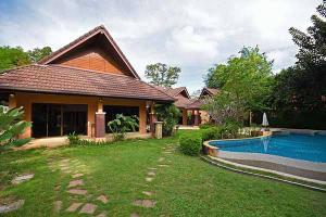 For RentHouseKrabi : Large Four-Bedroom Luxury Villa for Sale on 2 Rai (3,200sqm)