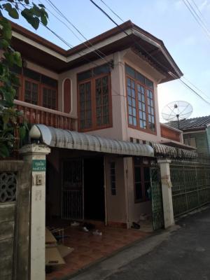 ขายบ้านลพบุรี : ขายบ้าน 2 ชั้น ติดถนนพหลโยธิน