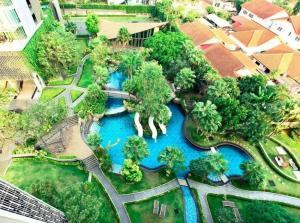 ขายคอนโดพัทยา บางแสน ชลบุรี : Riviera Wongamat ลด 300, 000 บาทประชดโควิด จาก2.99 เหลือ 2.69 ล้าน