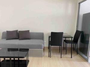 For RentCondoRama9, RCA, Petchaburi : 🌟Supalai Veranda Rama9 for rent 1 bedroom 1 bathroom 38 sq.m. fl.27 price 12,500 THB/month Fully furnished, Ready move in near MRT Rama 9🌟