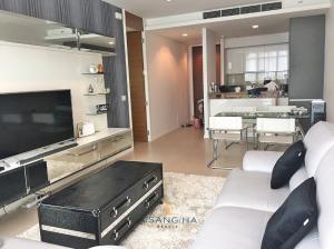 For RentCondoWongwianyai, Charoennakor : ADASH-032 1 Bedroom for rent at The River condominium