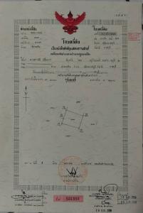 ขายที่ดินราชบุรี : ขายดิน 176 ตารางวา
