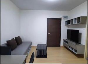 For RentCondoRama9, RCA, Petchaburi : 🌟Supalai Veranda Rama9 for rent 1 bedroom 1 bathroom 39 sq.m. fl.27 price 15,500 THB/month Fully furnished, Ready move in near MRT Rama 9🌟
