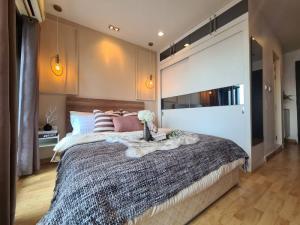 ขายคอนโดพระราม 9 เพชรบุรีตัดใหม่ : JS233 Casa Condo Asoke-Dindaeng ห้องสวยจัดเต็ม